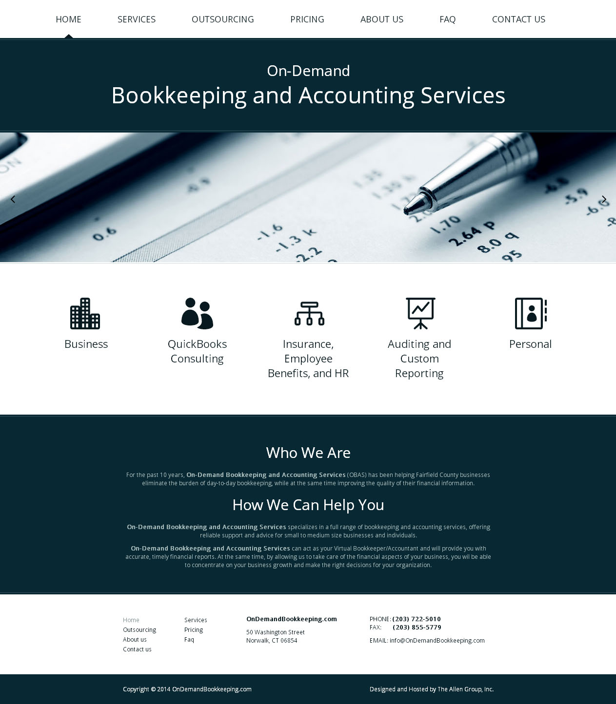 On-Demand Bookkeeping and Accounting Services